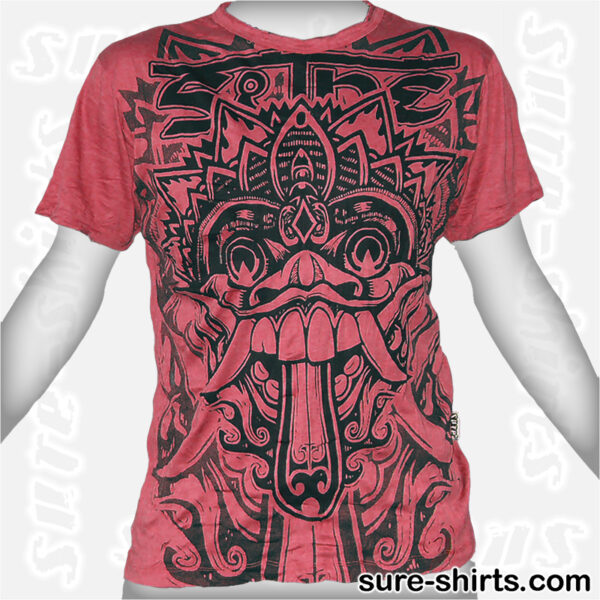 Barong - Ruby Red Tee size M
