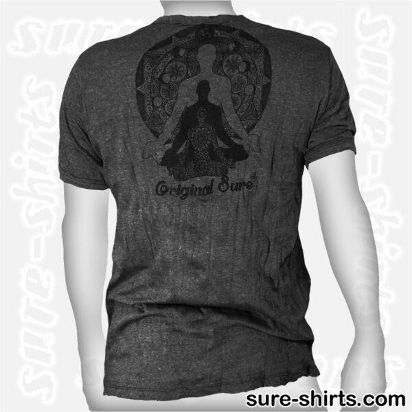 Buddha Trinity - Black Tee size M
