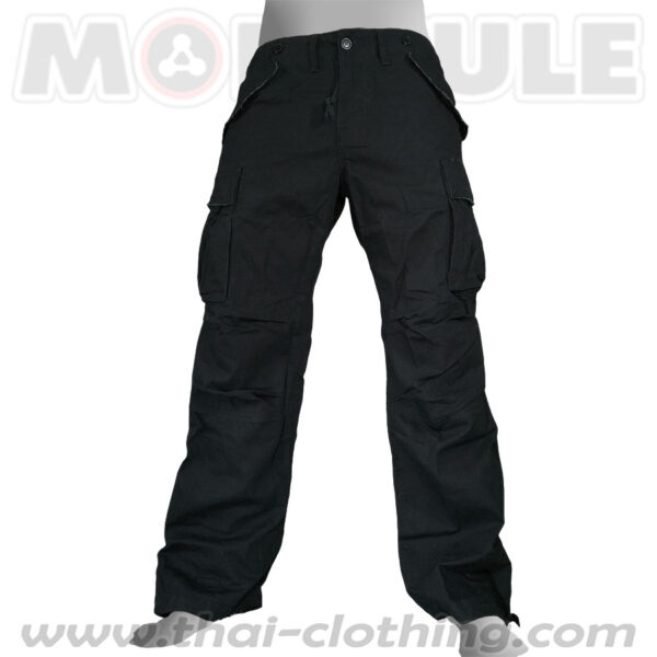 Backpacker Molecule Pants Black
