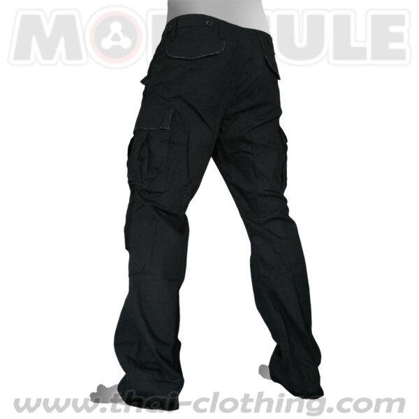 Molecule Pants Backpacker Black
