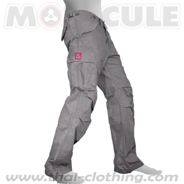 Molecule Pants Backpacker Grey