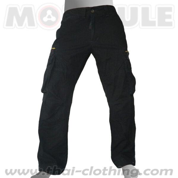 Molecule Combat Pants Black