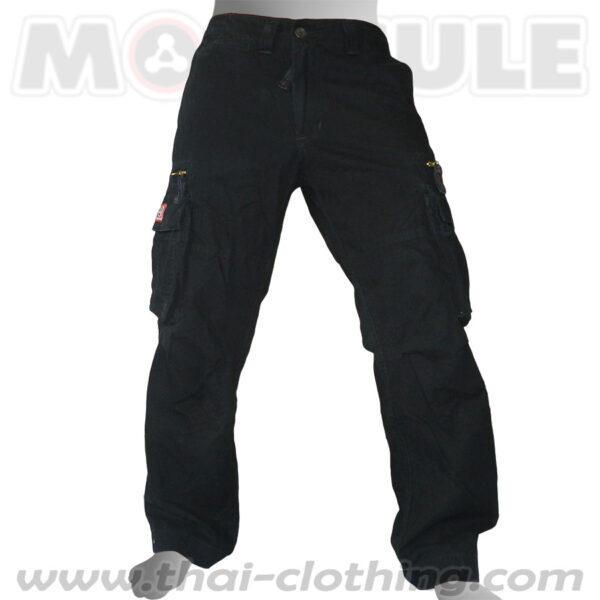Combat Molecule Pants Black