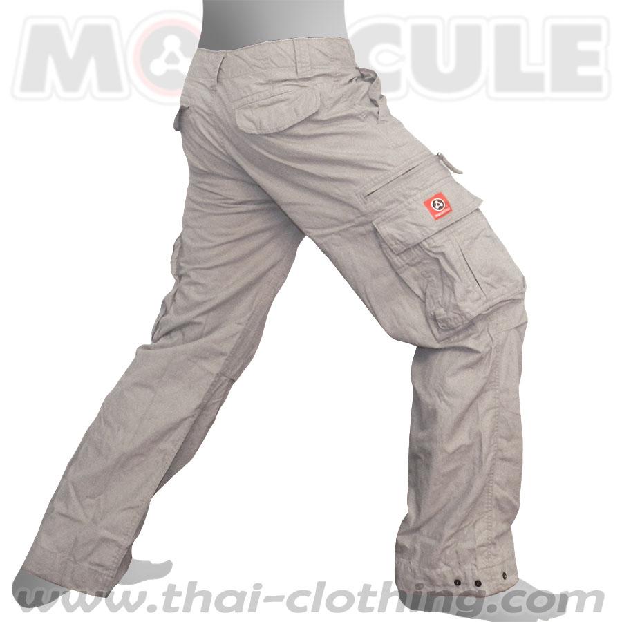 Combat Molecule Pants Khaki Cream