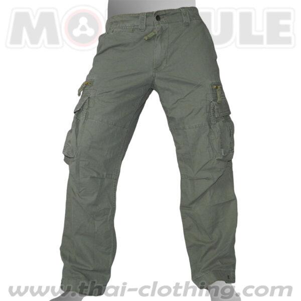 Combat Molecule Pants Green