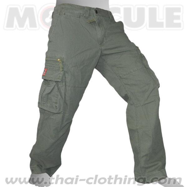 Molecule Pants Combat Green
