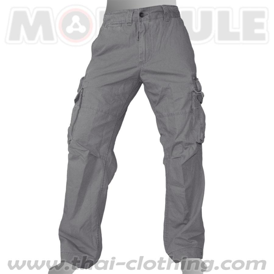 Combat Molecule Pants Grey