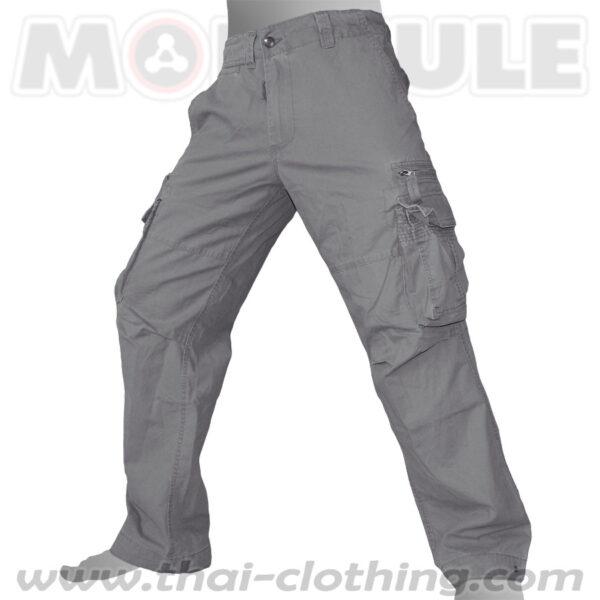 Molecule Pants Combat Grey
