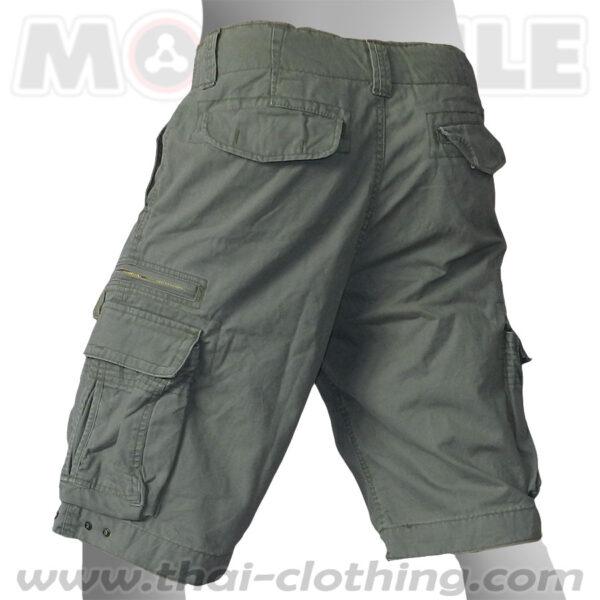 Molecule Pants Cruiser Green Cargo Shorts