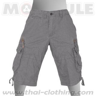 Travelstar Molecule 3/4 Pants Grey Cargo