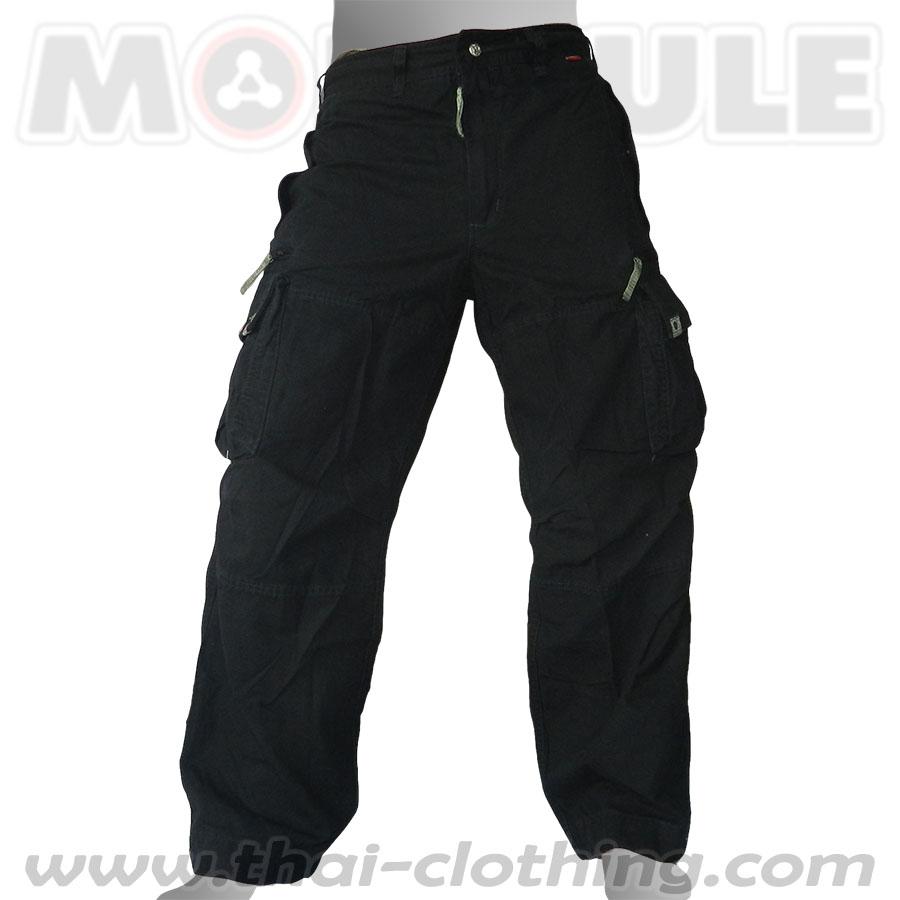 Molecule Pants Venture Black