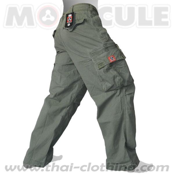 Molecule Pants Venture Green