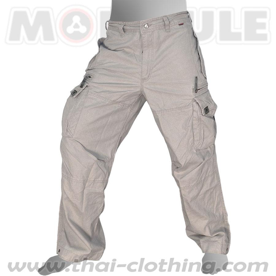 Molecule Pants Venture Khaki Cream