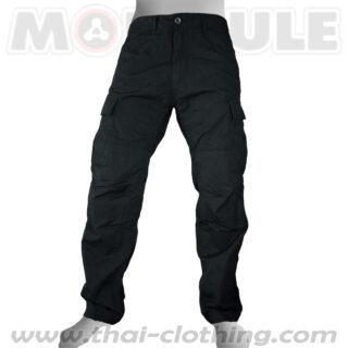 Voyager Molecule Pants Black Ripstop Cargo Pants