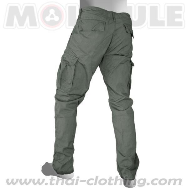 Molecule Pants Voyager Green Ripstop Cargo Pants