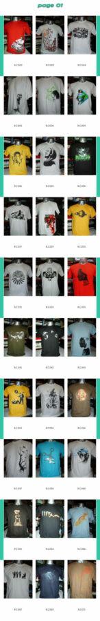 Rocky Shirts Catalog - Page 01 (002-071)