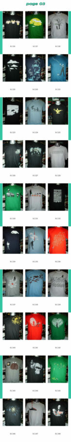 Rocky Shirts Catalog - Page 03 (116-148)