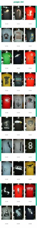 Rocky Shirts Catalog - Page 04 (150-188)