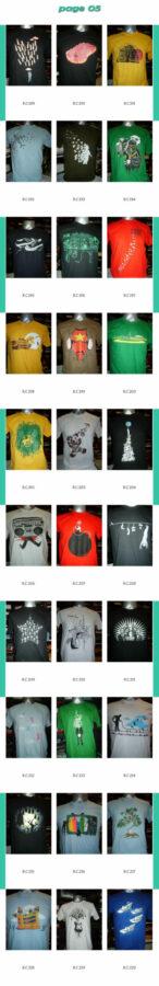 Rocky Shirts Catalog - Page 05 (189-220)