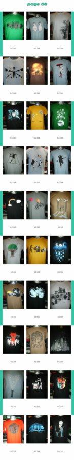 Rocky Shirts Catalog - Page 08 (297-327)