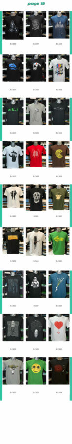 Rocky Shirts Catalog - Page 18 (598-624)