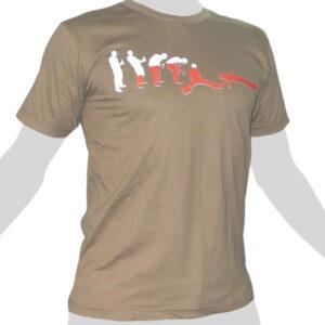 Rocky Shirts - Drinking Evolution