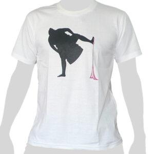 Sumo Wrestler & Chewing Gum - Rocky T Shirt