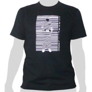 Barcode Prisoner - black ROCKY T Shirt