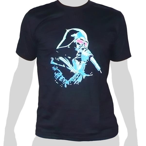MC Darth Vader - black ROCKY T Shirt Thailand