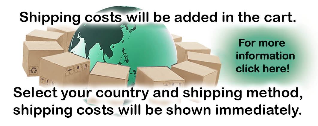 Thai Clothing - Shipping Methods and Costs (banner)